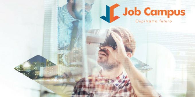 Job Campus è una grande opportunità per le Aziende che in un contesto non convenzionale ricerca soluzioni innovative non convenzionali.