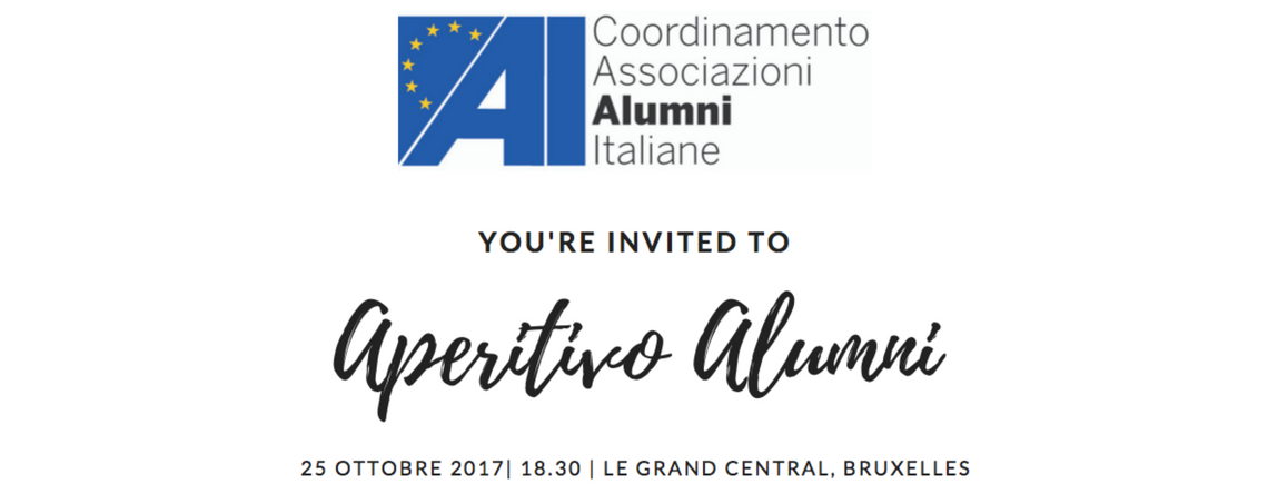 Alumni Italiani Networking Drink