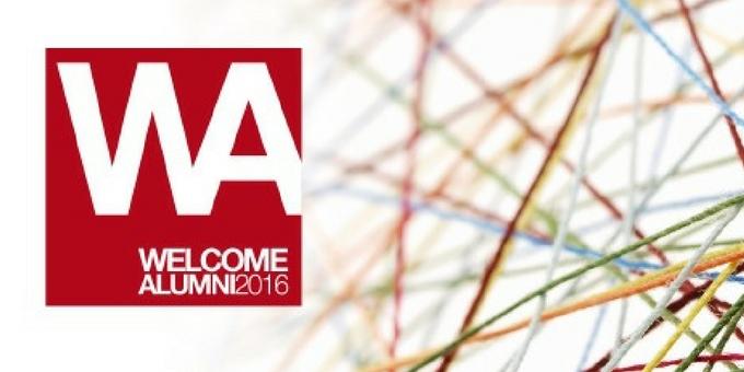 Welcome Alumni 2016