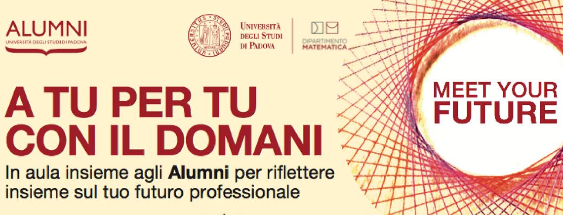 Meet Your Future| A tu per Tu con Francesco Castelli