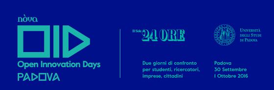 Open Innovation Days |  Nòva OID e i tavoli della ragione