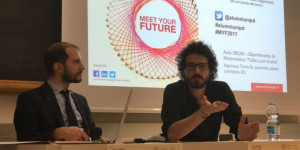Meet Your Future: a tu per tu con Francesco Castelli