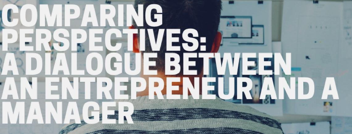"""Imprenditore e Manager a confronto: """"Exploring Entrepreneurship"""""""