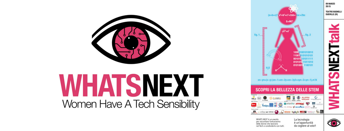 Whats Next Talk – Women Have a Tech Sensibility