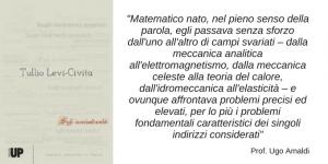 Sugli Invarianti assoluti di Tullio Levi Civita