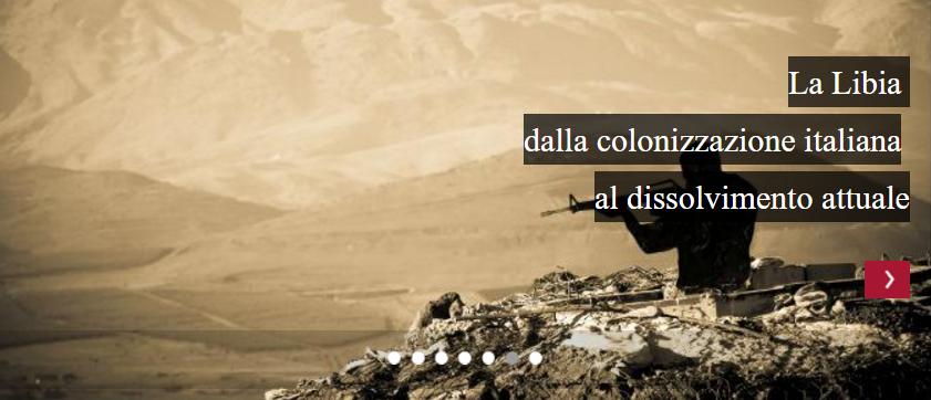 La Libia dalla colonizzazione italiana al dissolvimento attuale | Seminario di Stefano Marcuzzi