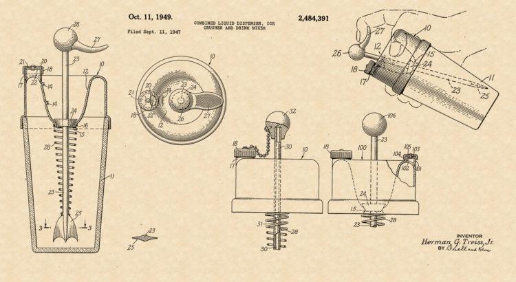 Aperitivo col brevetto