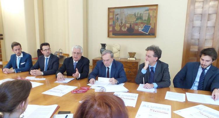 Conferenza Stampa: nasce l'Associazione Alumni dell'Università degli studi di Padova