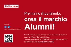 Call for ideas concorso marchio Alumni