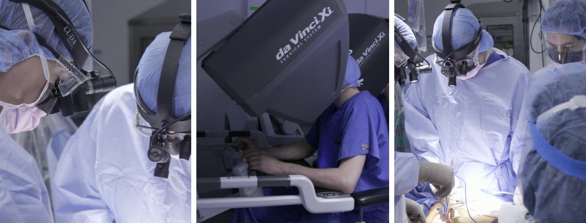 Chirurgia Robotica e chirurgia Microinvasiva: presente e futuro della chirurgia cardiaca