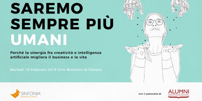 Saremo Sempre più Umani: l'intelligenza artificiale incontra il Business
