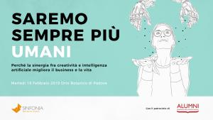 Saremo sempre umani: Evento gratuito per approfondire i temi dell'intelligenza artificiale legata al marketing e al business