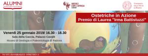 Premio Battistuzzi evento ostetriche in azione