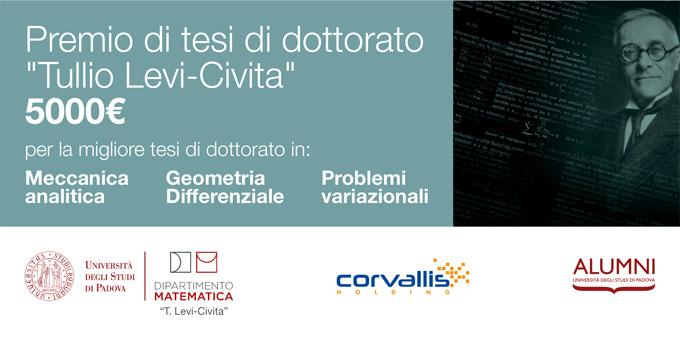 Bando Levi-Civita 2019