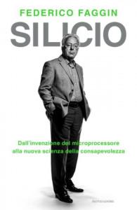 Federico Faggin copertina libro Silicio
