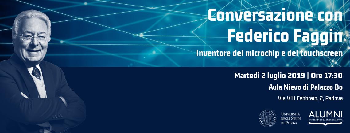 Conversazione con Federico Faggin, inventore del microprocessore