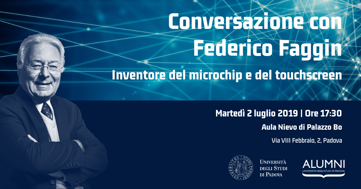 Conversazione con Federico Faggin