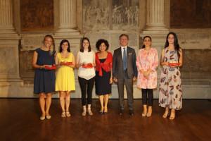 Consegna Premio Elena Cornaro edizione 2018