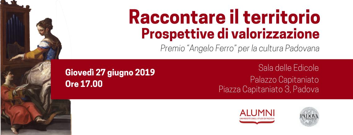 Raccontare il territorio: prospettive di valorizzazione | DATA MODIFICATA: 27/06/2019