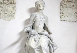 Statua Elena Cornaro