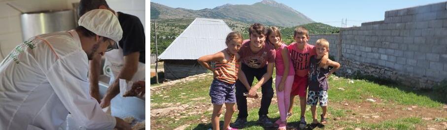 Craighero in Albania - 1