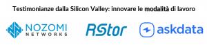 Testimonianze dalla Silicon Valley: tre aziende a Padova