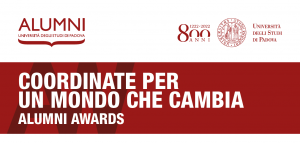 Alumni Awards Coordinato per un mondo che cambia