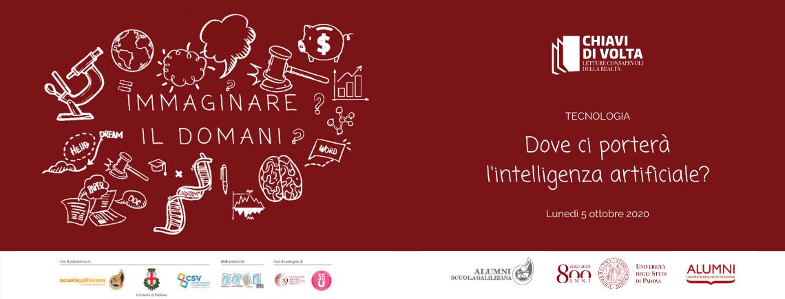 Festival Chiavi di Volta | Immaginare il domani – Dove ci porterà l'intelligenza artificiale?
