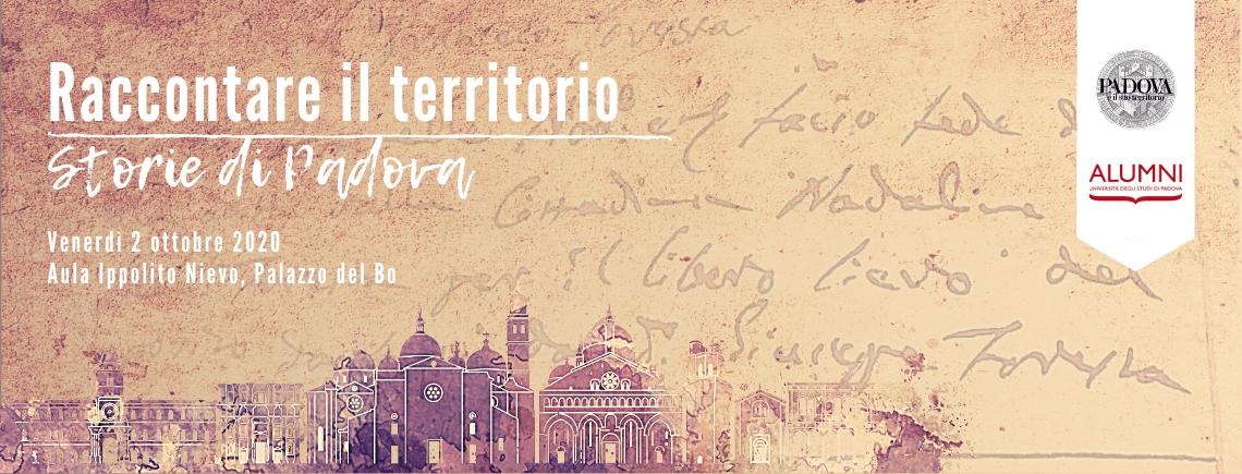 Raccontare il territorio: Storie di Padova