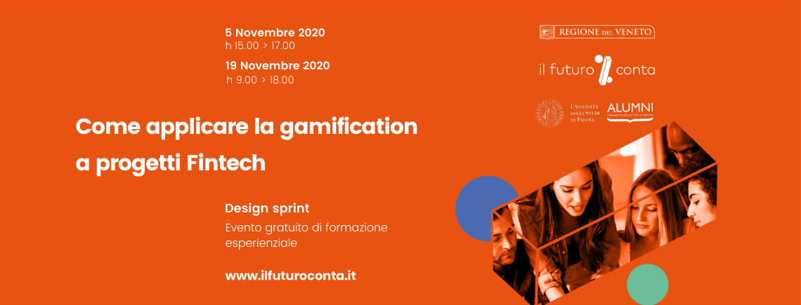 Design sprint: Come applicare la gamification a progetti Fintech