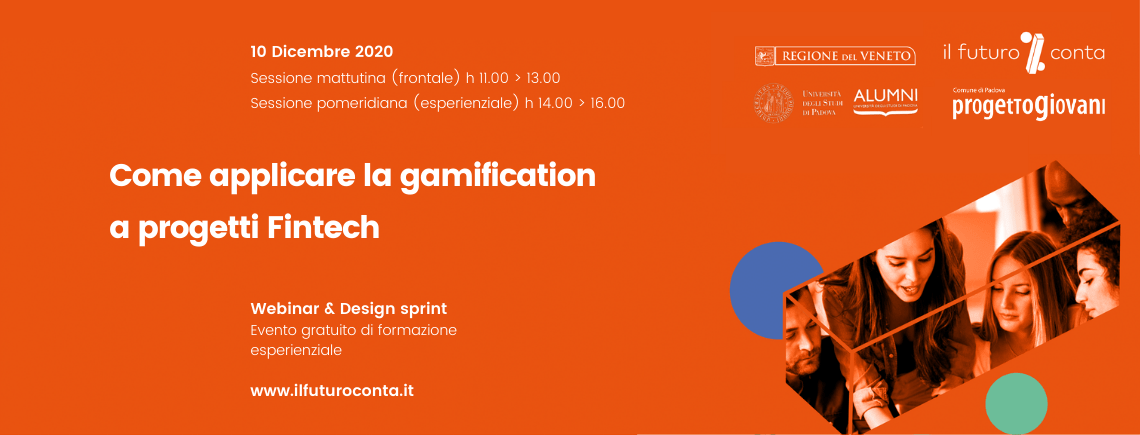 Design sprint: Come applicare la gamification a progetti Fintech (II)