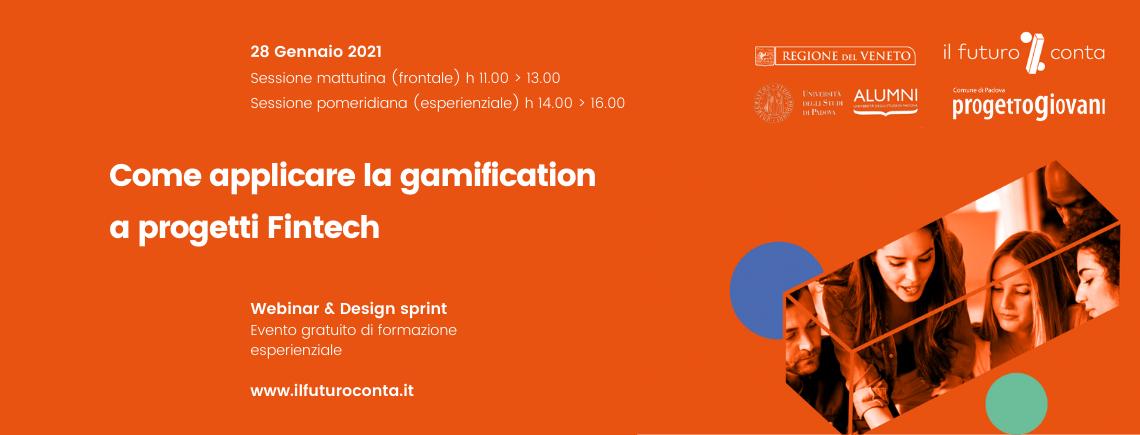 Design sprint: Come applicare la gamification a progetti Fintech (III)