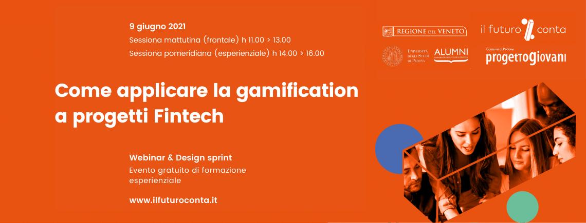 Design sprint: Come applicare la gamification a progetti Fintech (IV)