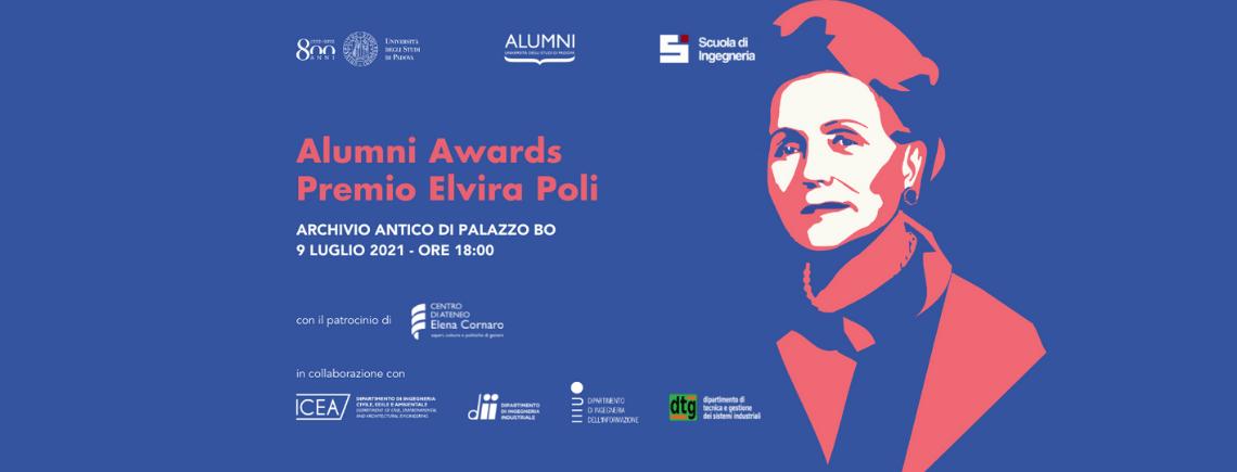 Alumni Awards   Premio Elvira Poli