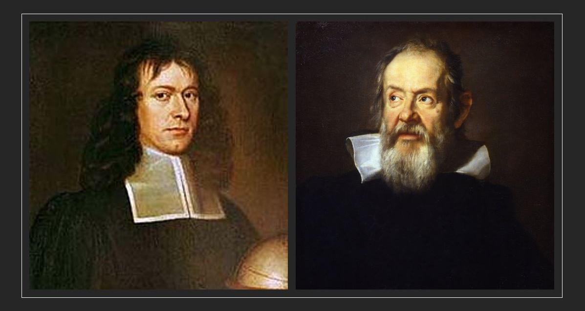 Galileo Galilei, James Gregory and the importance of international scientific collaboration