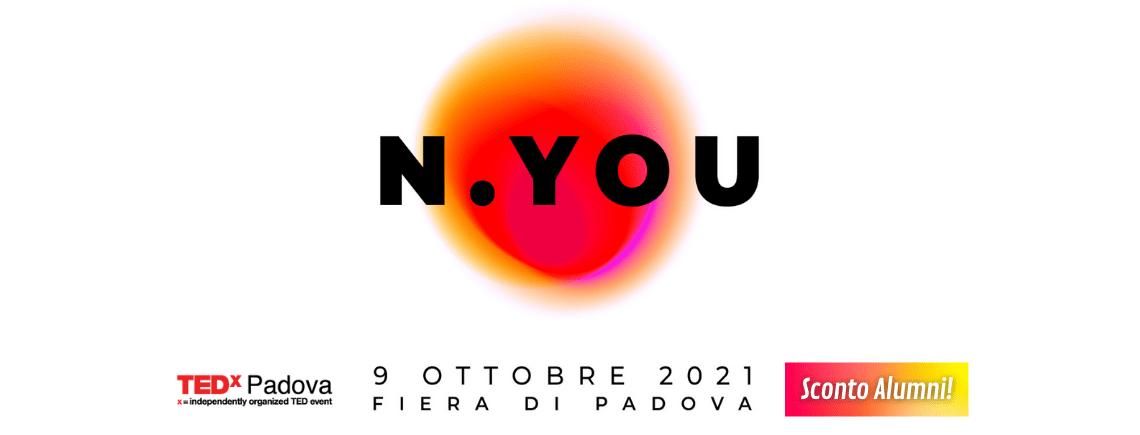 N.YOU: TEDxPadova 2021